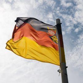 знаме Германия